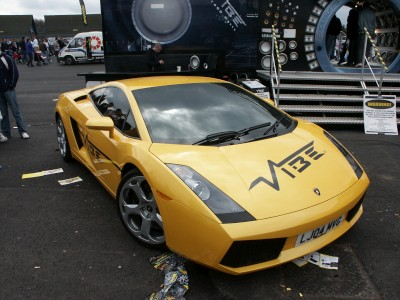 Lamborghini Gallardo Vibe: click to zoom picture.