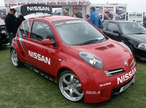 2005 Nissan Micra. Nissan Micra Tuned Picture