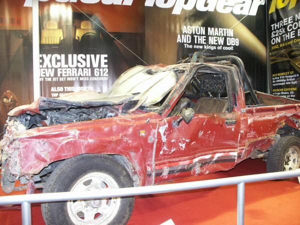 Toyota Top Gear Pickup 600